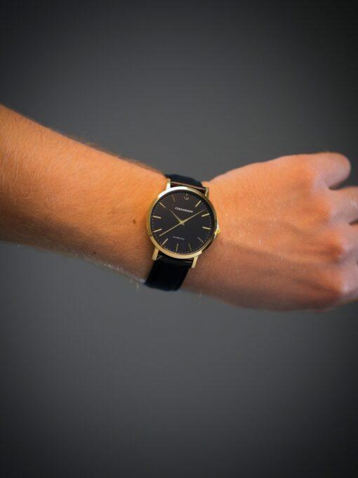 FISCHKOPP HAMBURG Uhr