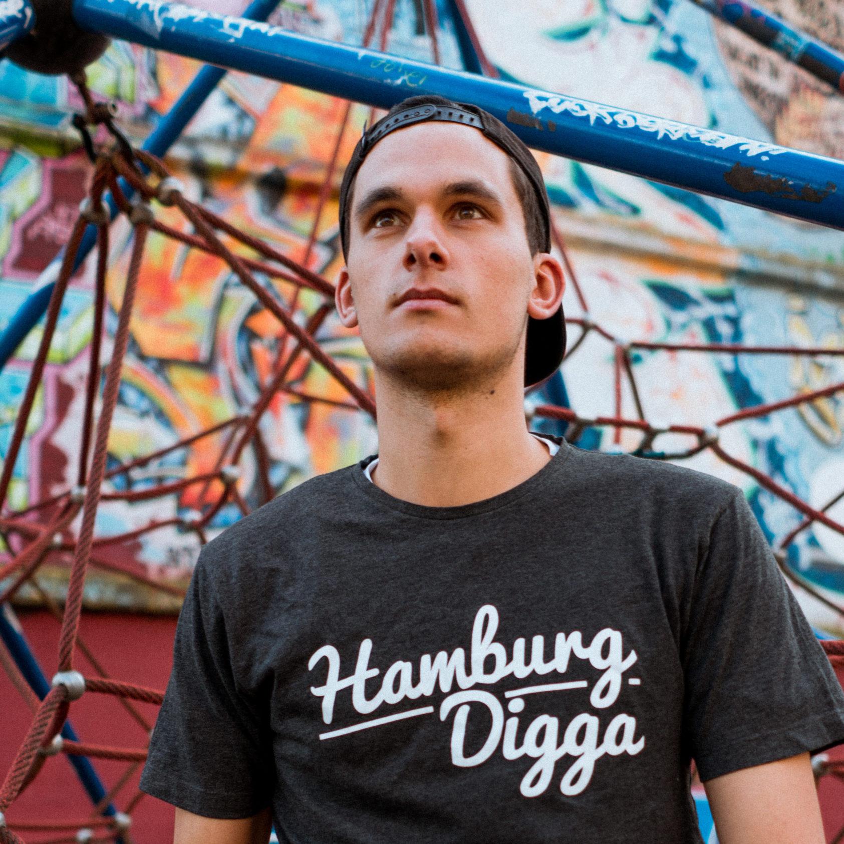 T-Shirt Hamburg Digga