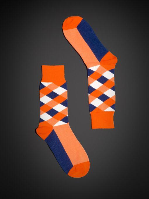 "Socken ""Farbenfroh"""