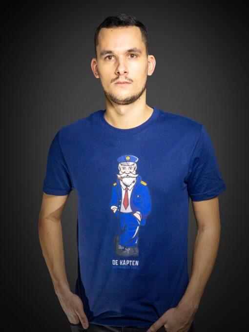 """T-Shirt """"Kapitän"""""""